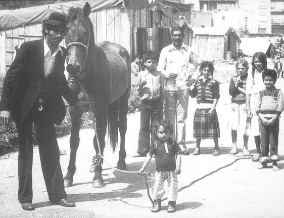 Uma breve história do povo cigano