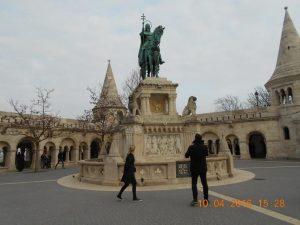 Visita à Cidade Esztergom(2)