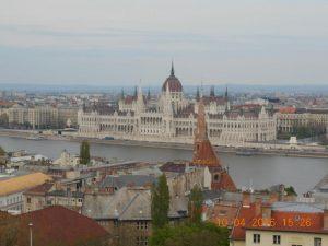 Vista da Cidade Esztergom